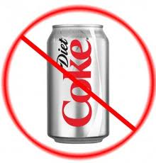 no diet coke